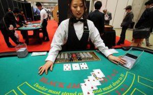 在中国赌博