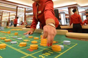 中国赌博规则